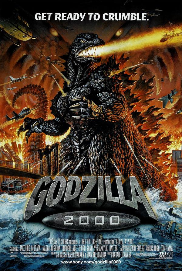 Godzilla 2000 online