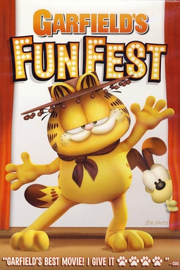 Garfieldův festival humoru online