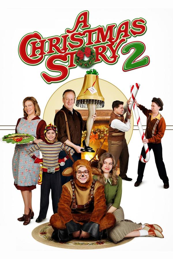 Vánoční příběh 2 online