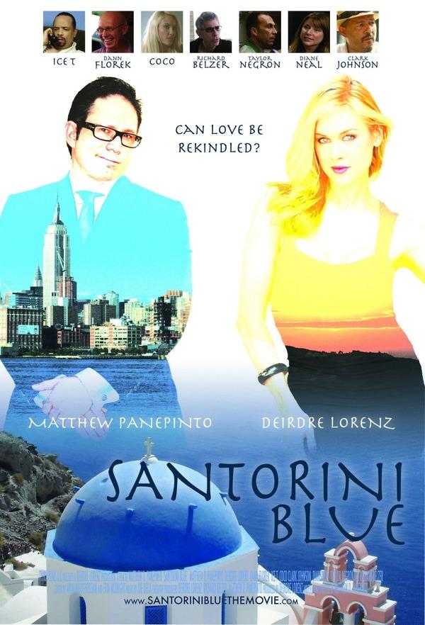 Santorini Blue online