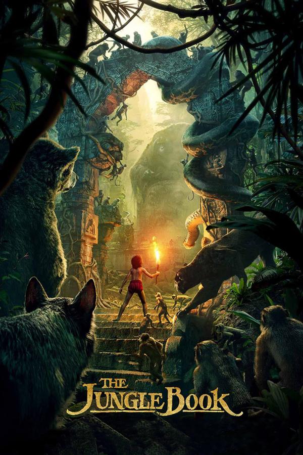 Kniha džunglí online