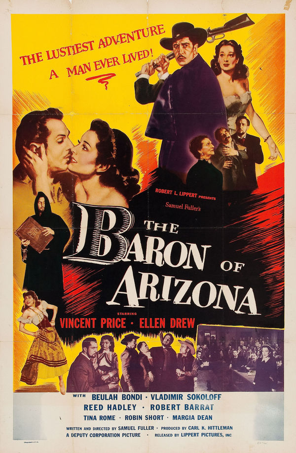 The Baron of Arizona online