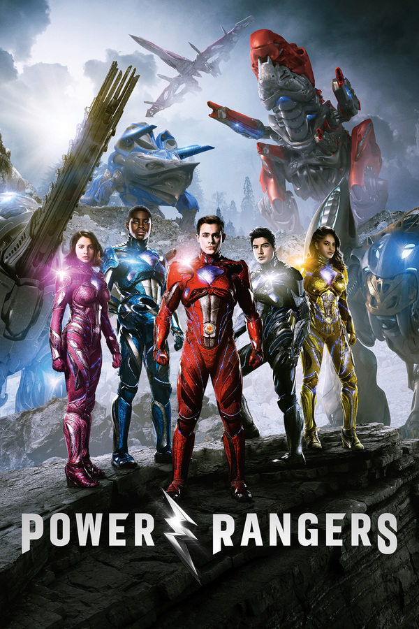 Power Rangers: Strážci vesmíru online