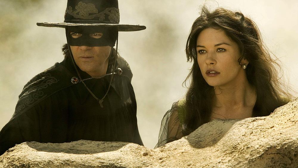 Legenda o Zorrovi - Tržby a návštěvnost