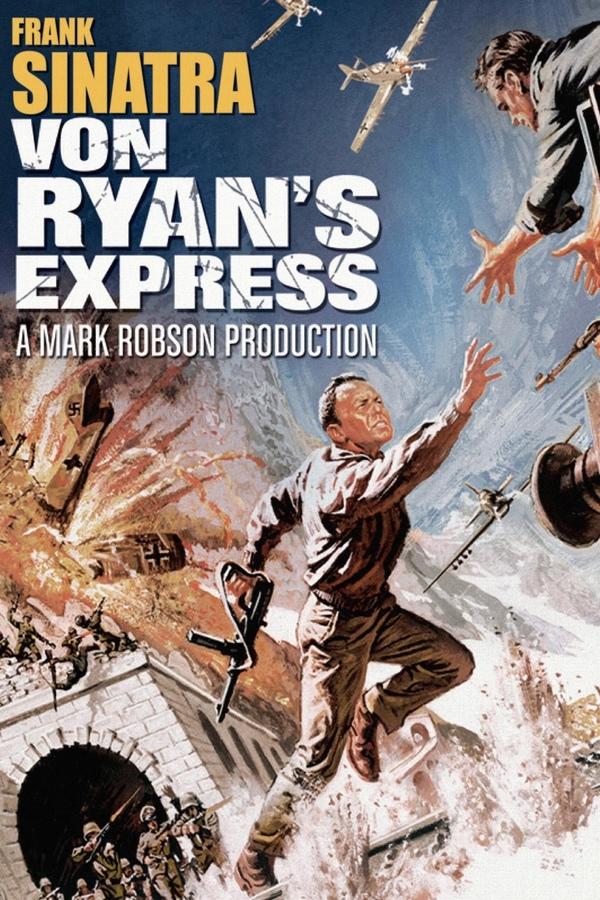 Von Ryan's Express online