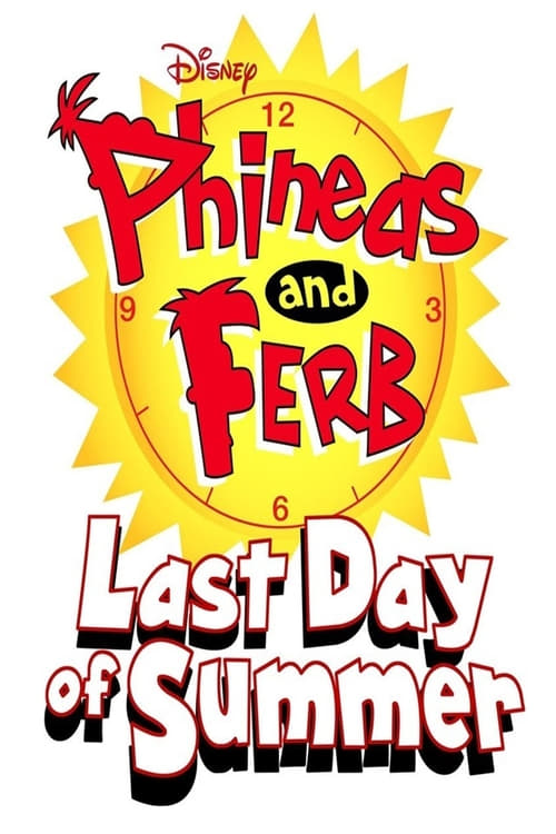 PHINEAS AND FERB: LAST DAY OF SUMMER online