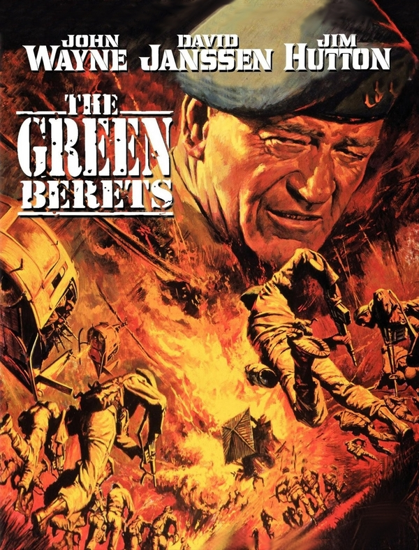 The Green Berets online
