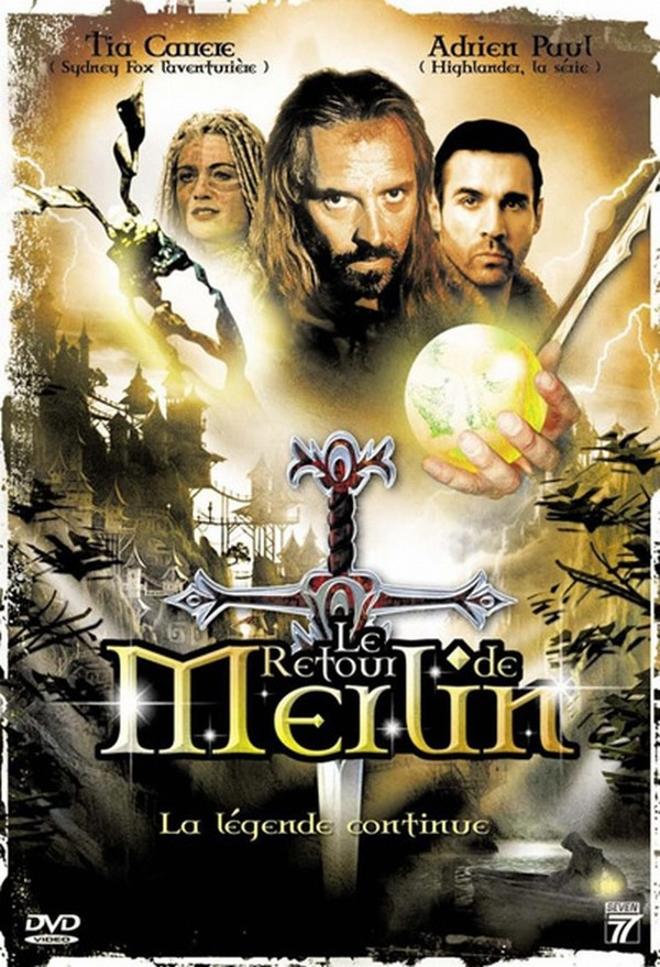 Merlin: The Return online