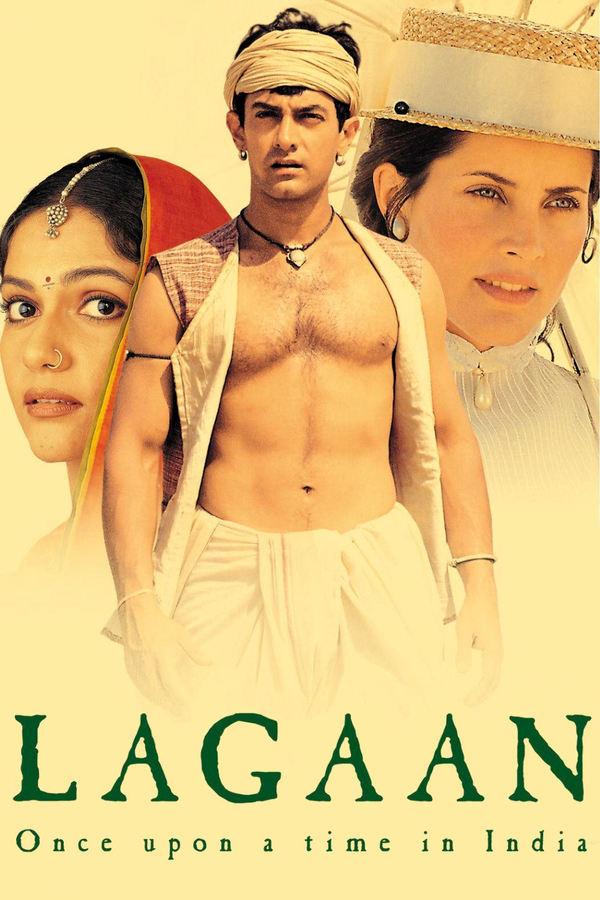 Lagaan - tenkrát v Indii online