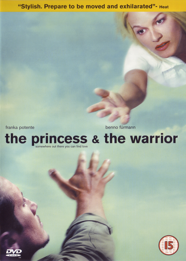 Princezna a bojovník online
