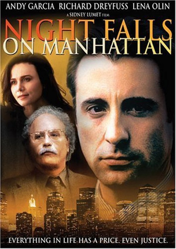 Night Falls on Manhattan online