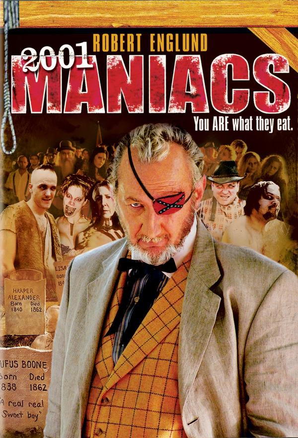 2001 Maniacs online