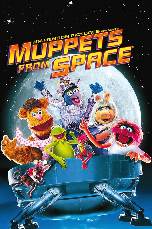 Muppeti z vesmíru online