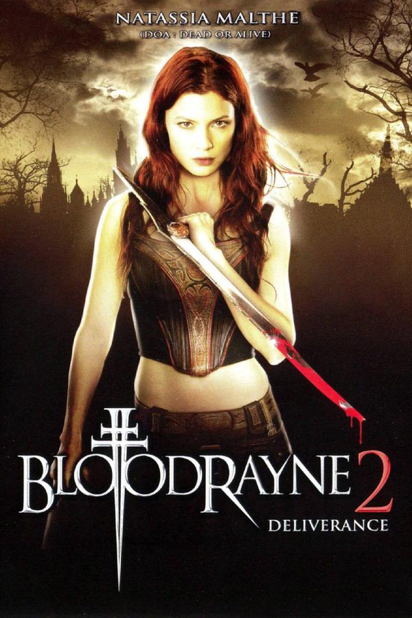 BloodRayne 2: Vykoupení online
