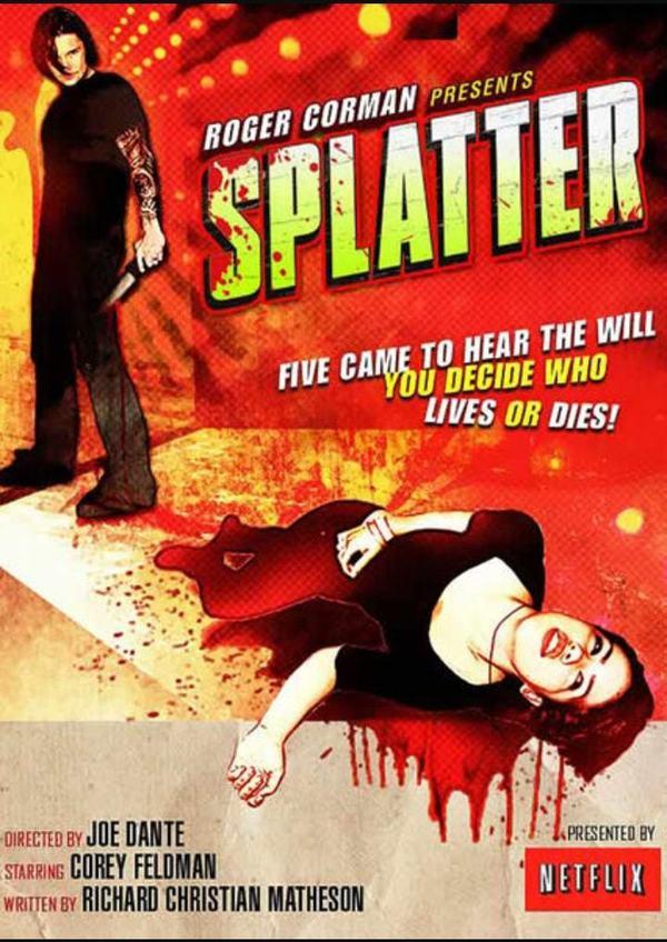 Splatter online
