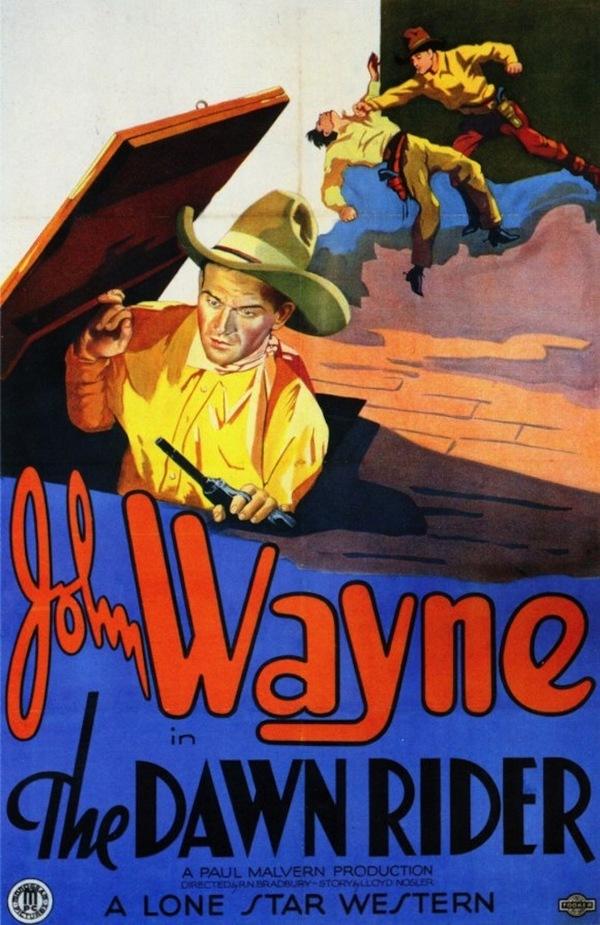 John Wayne in Guns Along The Trail (In Color) online