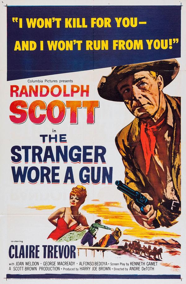 The Stranger Wore a Gun online