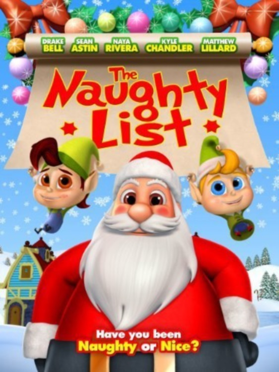 The Naughty List online