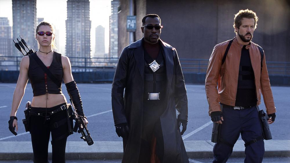Blade: Trinity - Tržby a návštěvnost