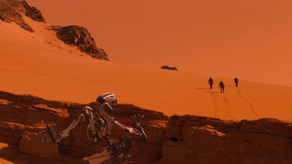 Rudá planeta - Tržby a návštěvnost