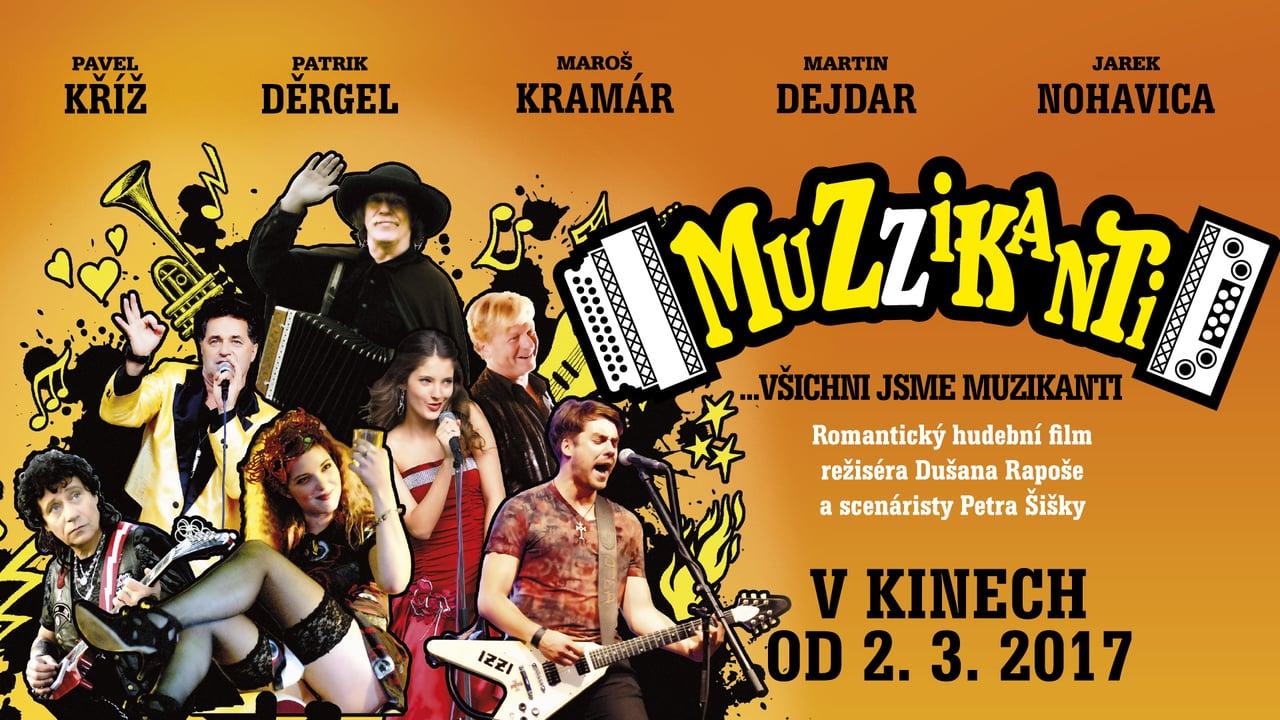 Muzzikanti - Tržby a návštěvnost