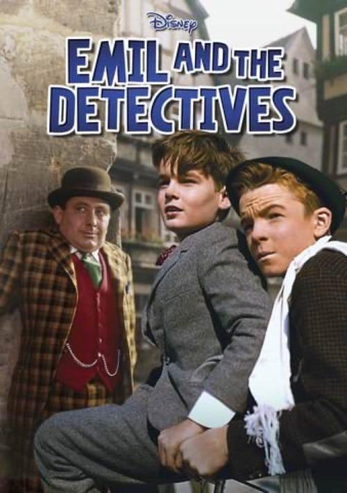 Emil a detektivové online