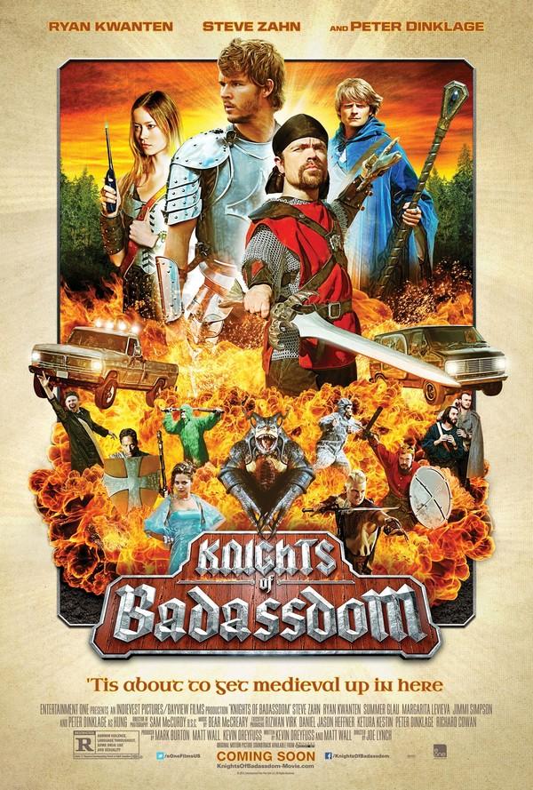 Knights of Badassdom online