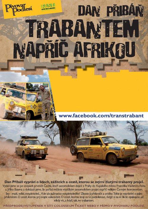 Trabantem napříč Afrikou online