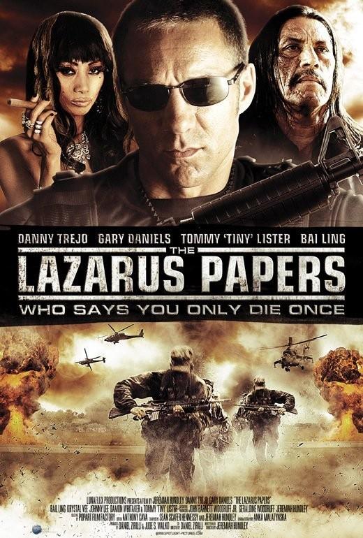 Lazarus Papers online
