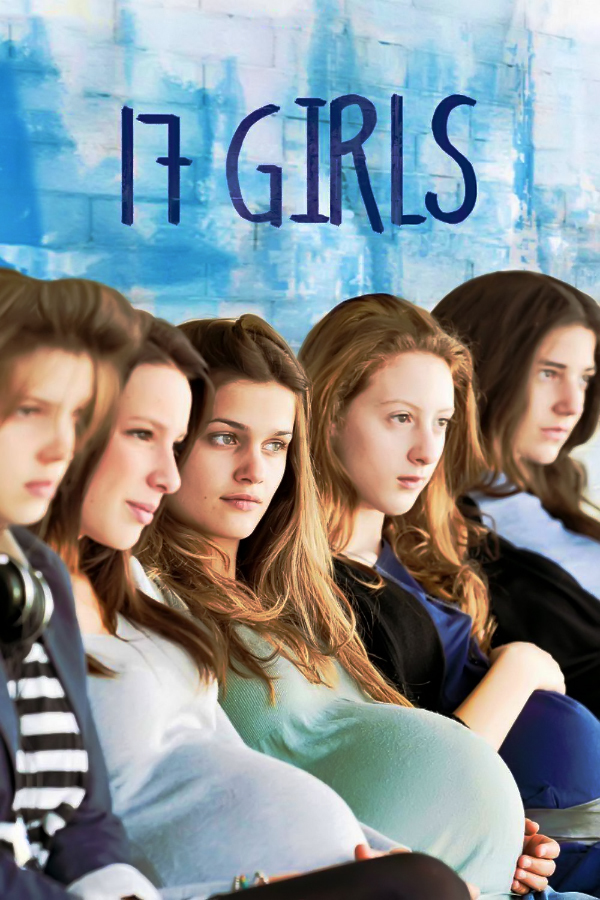 17 dívek online