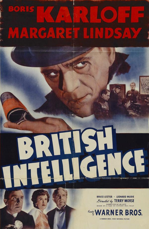 British Intelligence online