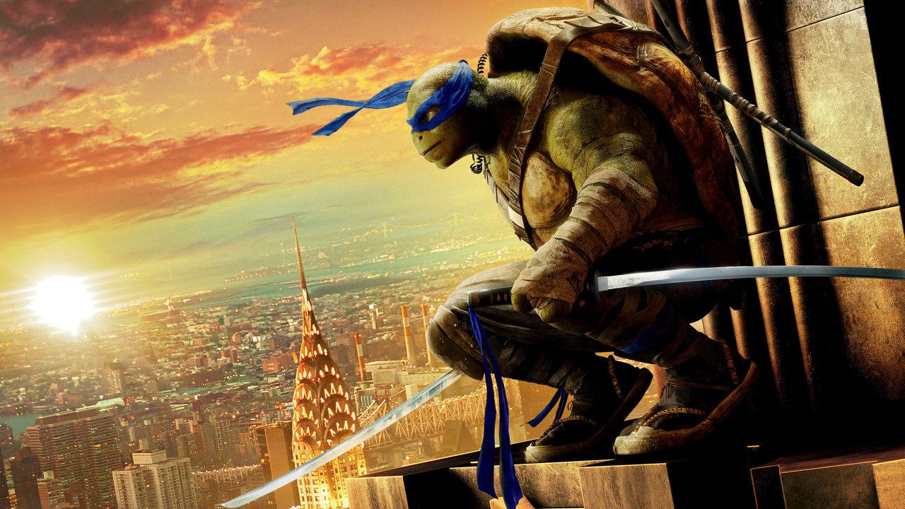 Želvy Ninja 2 online
