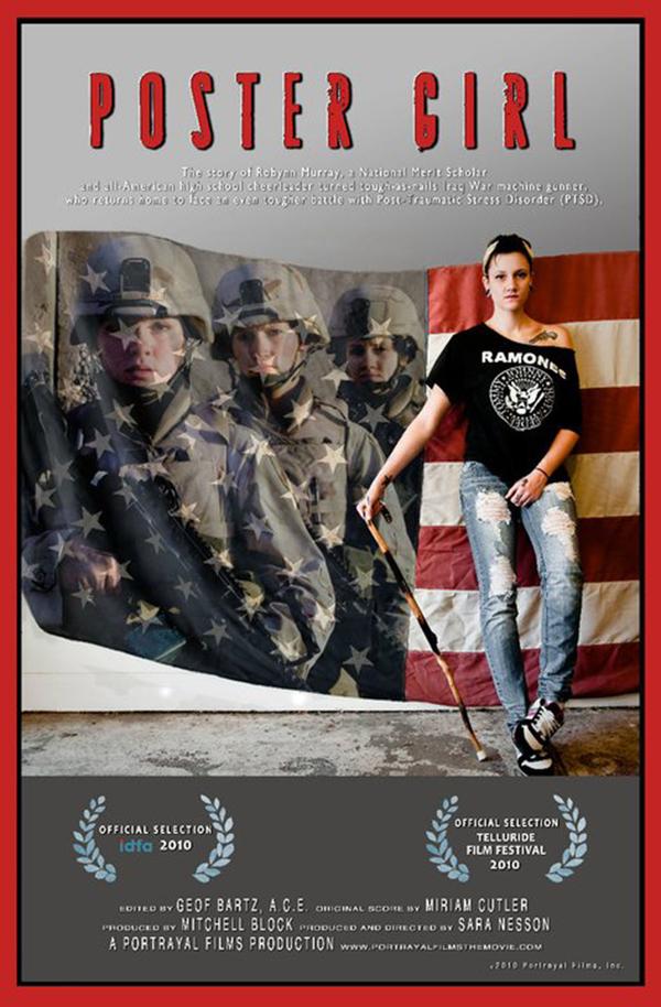 Holka z plakátu online