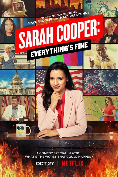 Sarah Cooper: Všechno v pohodě online
