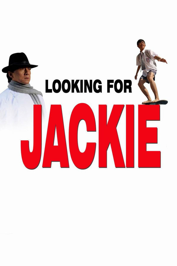 Hledá se Jackie Chan online