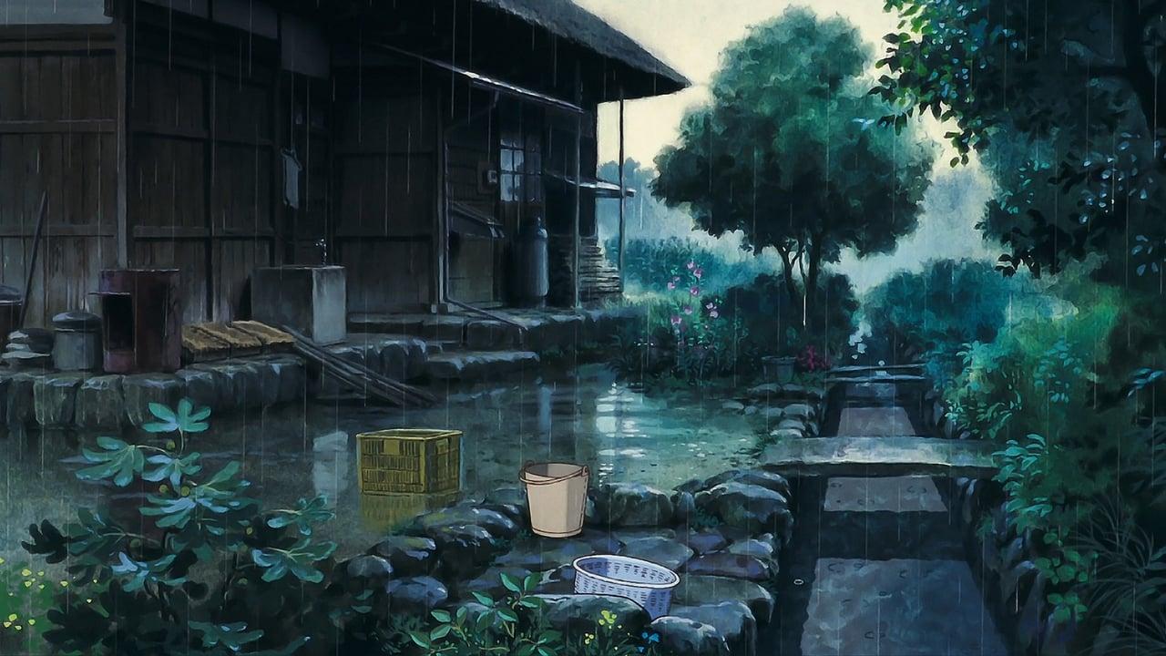 Vzpomínky jako kapky deště