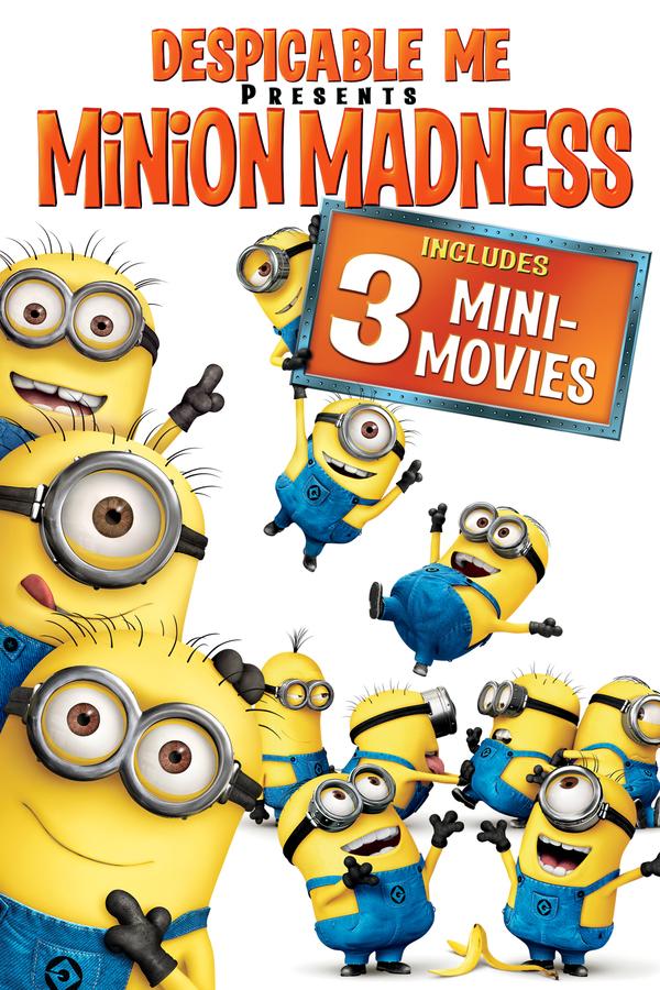 Despicable Me Presents: Minion Madness  online