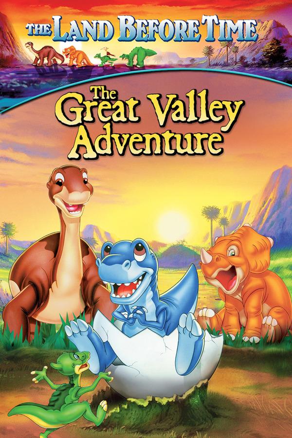 Země dinosaurů 2 - Dobrodružství ve Velkém údolí online
