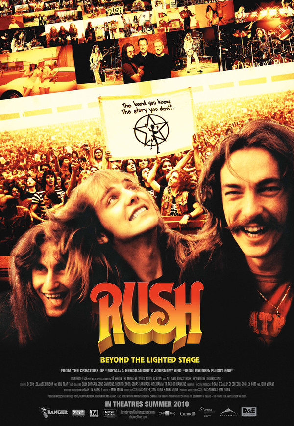 Rush: Beyond the Lighted Stage online