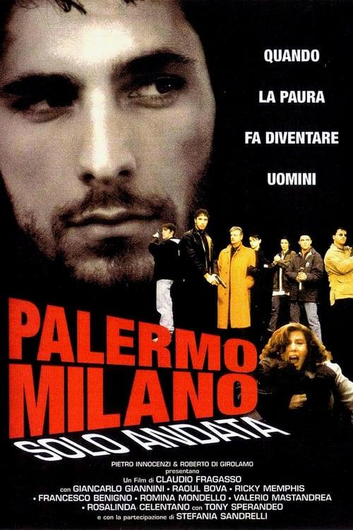 Palermo-Milano Solo Andata online