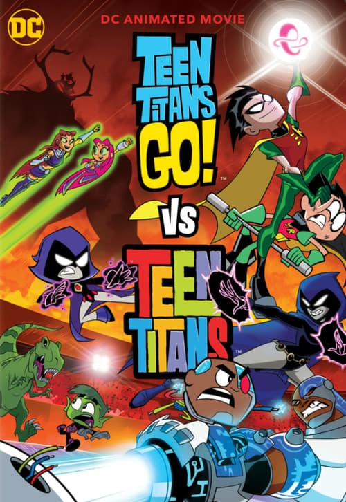 Teen Titans Go! Vs. Teen Titans online