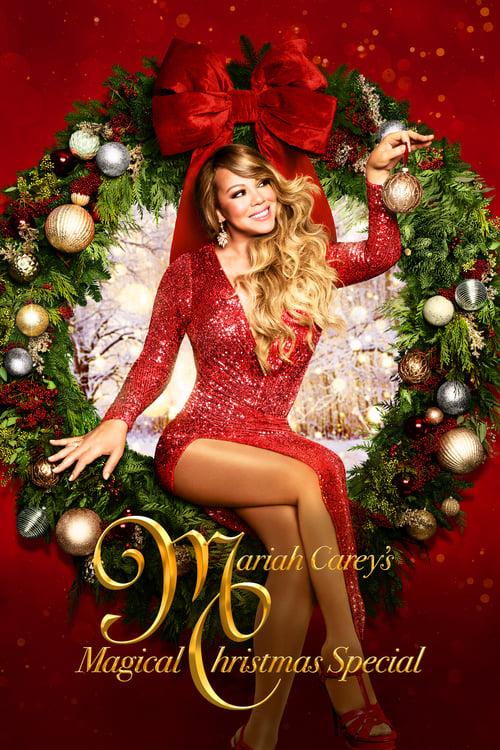 Mariah Carey a kouzelné Vánoce online
