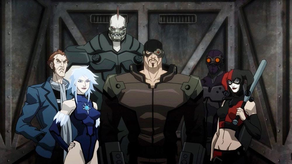 Batman: Útok na Arkham online