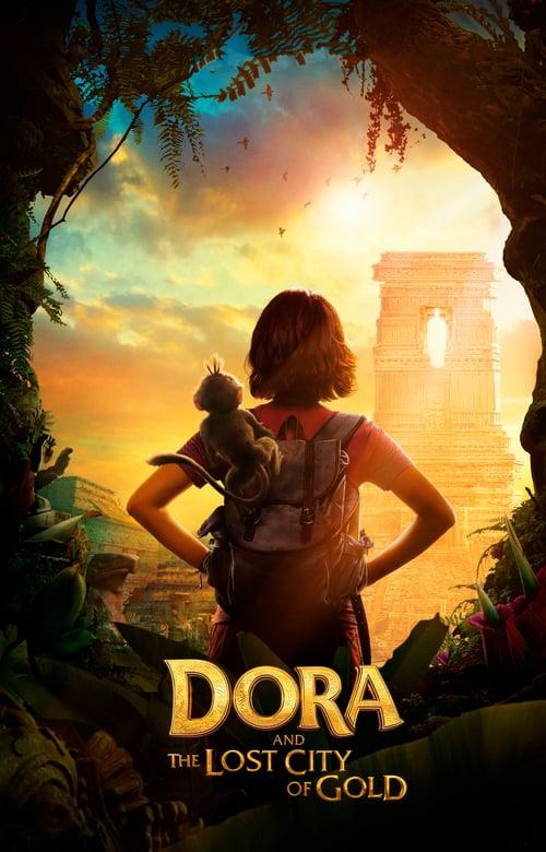 Dora a ztracené město online