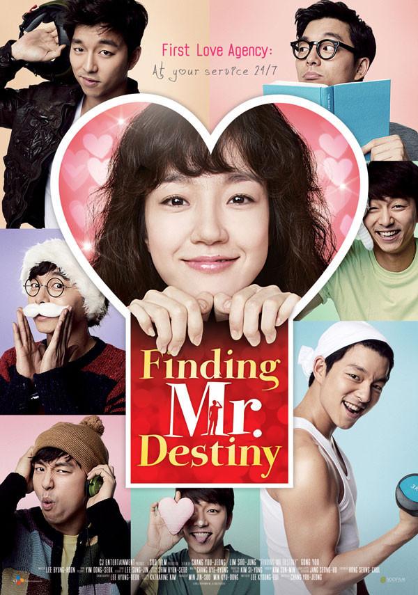 Finding Mr. Destiny online