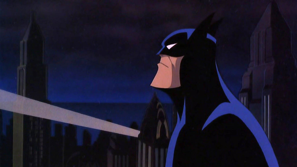Batman a fantom online