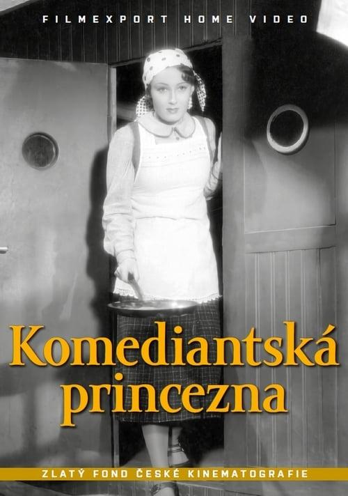 Komediantská princezna online