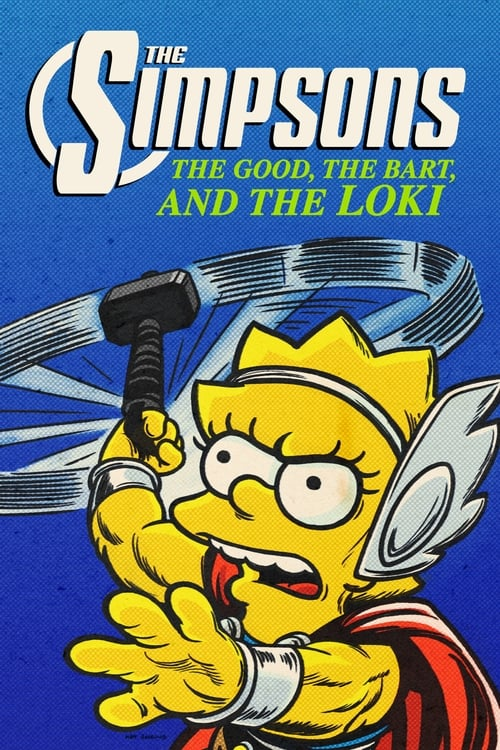 The Simpsons: The Good, the Bart, and the Loki online