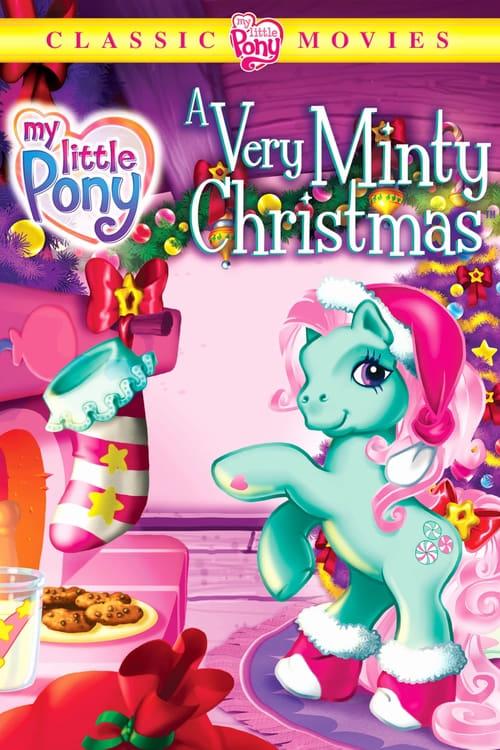 Můj malý pony: Mentolka a Vánoce online
