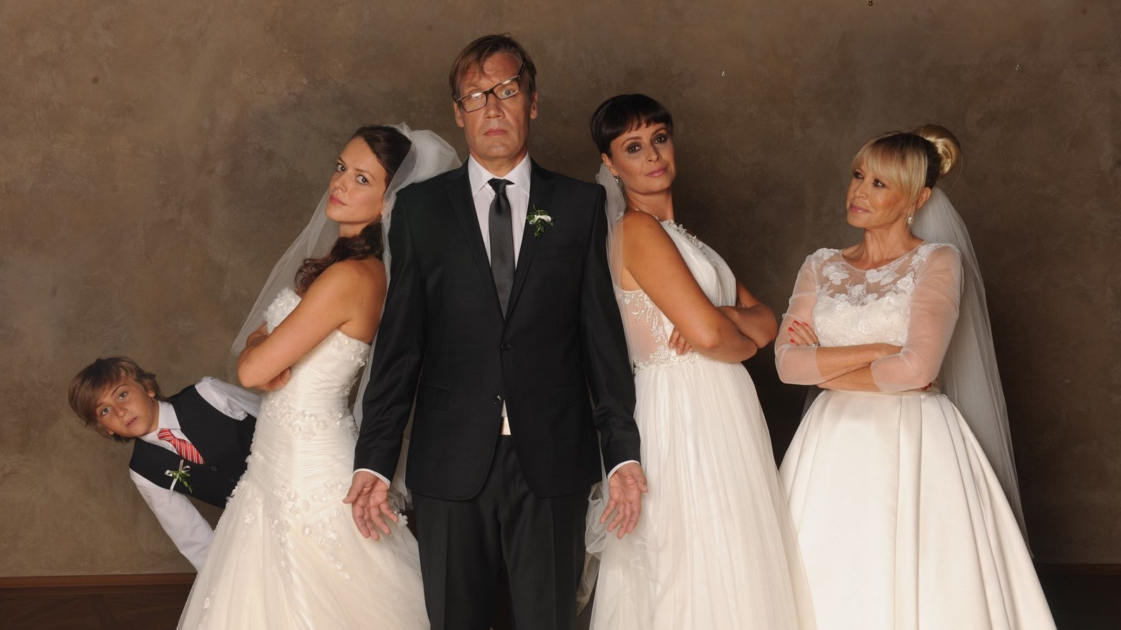 Jak se zbavit nevěsty online